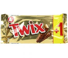 Twix Milk Chocolate Covered Caramel And Biscuit