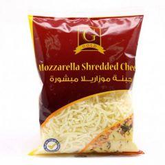 Gold Shredded Mozzarella