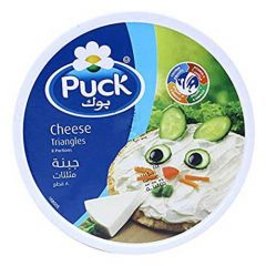 Puck Cheese Triangles
