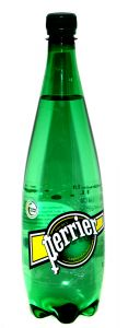 Perrier  Mineral Water Bottle