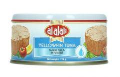 Al Alali Yellowfin Tuna In Water Solid Pack 170G  sultan-center.comمركز سلطان اونلاين