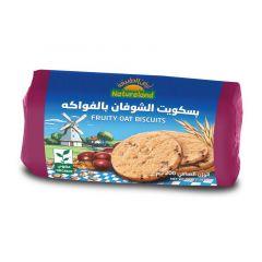 Natureland Fruity Oat Organic Biscuits 200G |?sultan-center.com????? ????? ???????