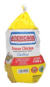 Americana Frozen Chicken Griller 1100G |sultan-center.comمركز سلطان اونلاين