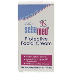 Seba Med Baby Protective Facial Cream  50Ml |?sultan-center.com????? ????? ???????
