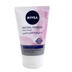 Nivea Fairness Face Wash 100Ml |?sultan-center.com????? ????? ???????