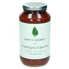Dave's Roasted Garlic Pasta Sauce 723G |?sultan-center.com????? ????? ???????