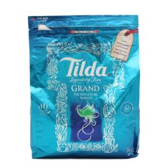 Tilda Grand The Extra Long Basmati Rice 5Kg |?sultan-center.com????? ????? ???????