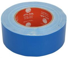Atlas Assorted Color Cloth Tape 2In
