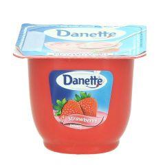 Danette Strawberry Dessert  90G |?sultan-center.com????? ????? ???????