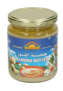 Natureland Organic Almond Butter  250g |?sultan-center.com????? ????? ???????