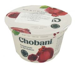 Chobani Non Fat Pomegranate Greek Yogurt  177ml