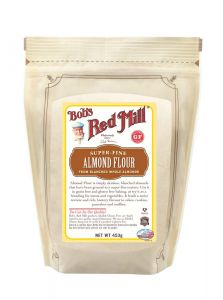 Bob's Red Mill Gluten-Free Finely Ground Almond MealFlour 453G |?sultan-center.com????? ????? ???????
