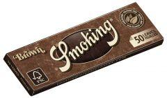 Smoking Brown King Size Cigarette Rolling Paper