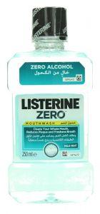 Listerine Zero Mouthwash 250Ml  sultan-center.comمركز سلطان اونلاين