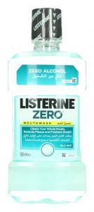 Listerine Zero Mouthwash 500Ml  sultan-center.comمركز سلطان اونلاين