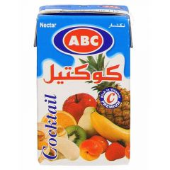 ABC cocktail nectar 135Ml | sultan-center.com مركز سلطان اونلاين