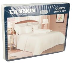 Cannon Queen Fitted Sheets