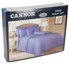 Cannon King Size Flat Sheets
