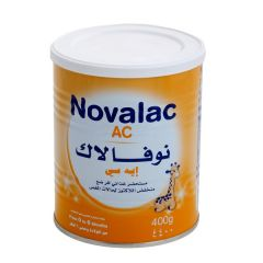 Novalac Baby Milk AC (From 0 To 6 Months) 400G |?sultan-center.com????? ????? ???????