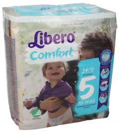 Libero Comfort Diaper Size 5 (M+) 10-16KG