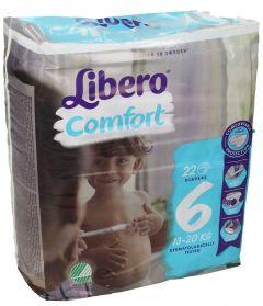 Libero Comfort Diaper Size 6 (XL) 13-20KG