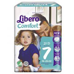 Libero Comfort 7 Baby Diapers 16-26 Kg