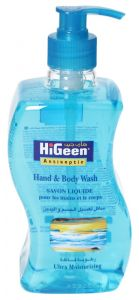 Higeen Ultra Moisturizing Hand & Body Wash