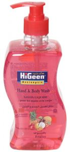 Higeen Fruity Hand & Body Wash