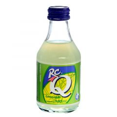Rc Q Lemonade Soft Drink