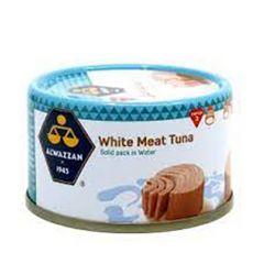 Al Wazzan White Meat Tuna Brine