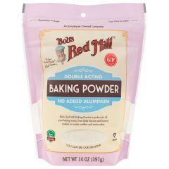 Bob'S Red Mill Baking Powder  16oz  sultan-center.comمركز سلطان اونلاين