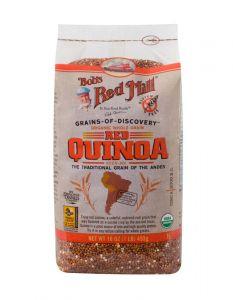 Bob's Red Mill Organic Red Quinoa 16Oz  ?sultan-center.com????? ????? ???????
