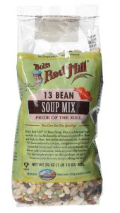 Bob'S Red Mill 13 Beans Soup Mix