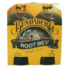 Bundaberg Root Beverage  375Ml X 4Bottles  ?sultan-center.com????? ????? ???????