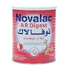 Novalac Ar Digest Baby Milk From Birth To 6 Month  400G |?sultan-center.com????? ????? ???????