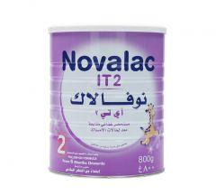 Novalac It 2 Baby Formula For Constipation +6 Months 800G |?sultan-center.com????? ????? ???????