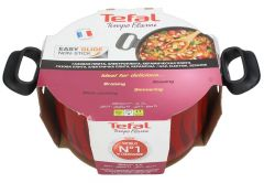 Tefal New Tempo Flame Stewpot With Cover  24cm
