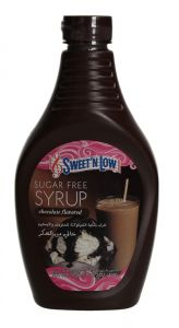 Sweet N Low Chocolate Sugar Free Syrup  510g |?sultan-center.com????? ????? ???????