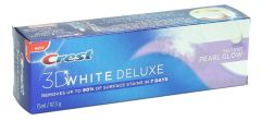 Crest 3D White Deluxe Pearl Glow Toothpaste  97.5G  sultan-center.comمركز سلطان اونلاين