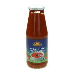 Natureland Organic Pureed Tomatoes 690G |?sultan-center.com????? ????? ???????