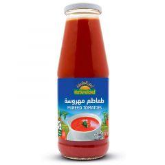 Natureland Organic Pureed Tomatoes 690G  sultan-center.comمركز سلطان اونلاين