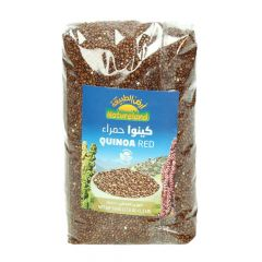 Natureland Organic Quinoa Red 500G |?sultan-center.com????? ????? ???????