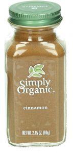 Simply Organic Cinnamon Ground Powder