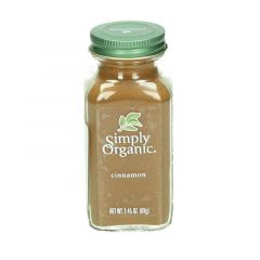 Simply Organic Cinnamon Ground Powder 2.45Oz |?sultan-center.com????? ????? ???????