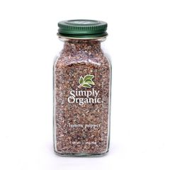 Simply Organic Lemon Pepper Seasoning 3.17Oz | sultan-center.com مركز سلطان اونلاين