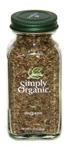 Simply Organic Oregano 0.75Oz | sultan-center.com مركز سلطان اونلاين