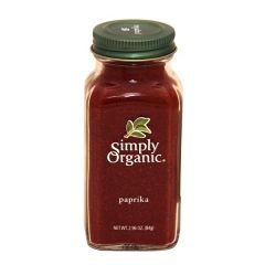 Simply Organic Paprika 2.96Oz |?sultan-center.com????? ????? ???????