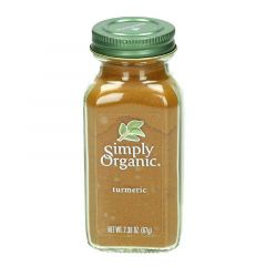 Simply Organic Turmeric 2.38Oz |?sultan-center.com????? ????? ???????
