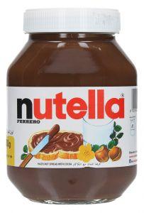 Nutella Hazelnut Spread With Cocoa 1000G  sultan-center.comمركز سلطان اونلاين