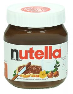 Nutella Hazelnut Spread with Cocoa Jar 400G |?sultan-center.com????? ????? ???????